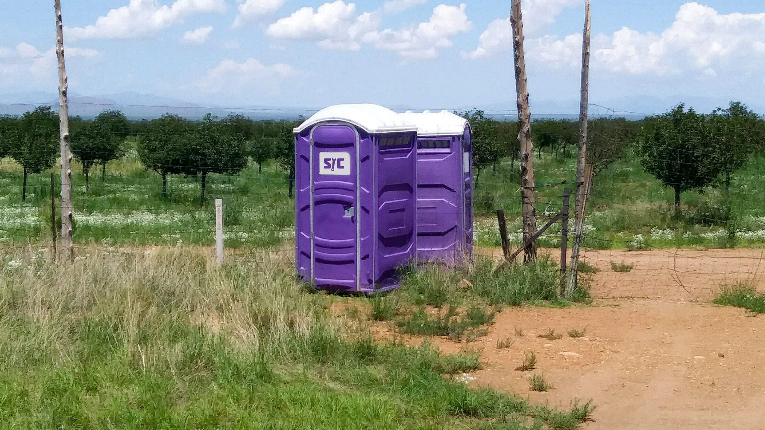 software for managing portable toilet rental businesses